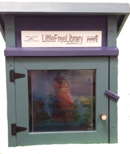 PCFCU Free Little Library