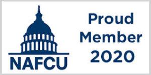 NAFCU Proud Member 2020